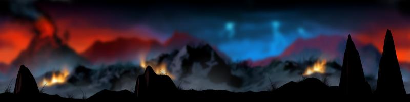 Dead landscape
