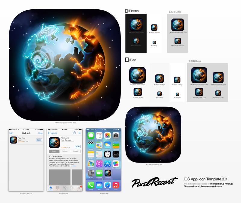 App Icon artwork