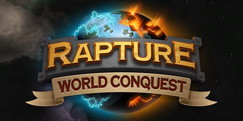 Rapture Game Logo